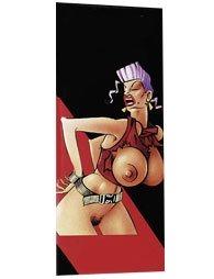 BDSM Σετ Δεσίματος από δέρμα με ζώνη και με χειροπέδες
