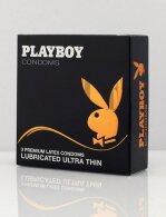 Condoms Playboy Ultra Thin 3pcs