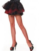ΚΑΛΤΣΟΝ LEG AVENUE SPANDEX NET PANTYHOSE RED