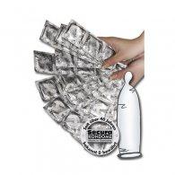 Προφυλακτικά Secura transparent 1.000 τμχ