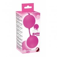 Μπαλάκια XXL Balls ροζ