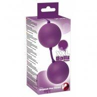 Μπαλάκια XXL Balls μοβ