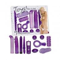 Δονητές σετ Toys! So Cute...