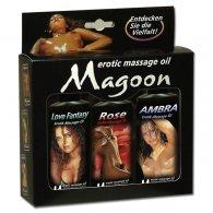 Λαδάκια για μασάζ Magoon Σετ