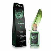 Λάδι μασάζ Σετ Lips Massage Kit - Apple 200 ml