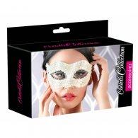Μάσκα Ματιών με Πέρλες