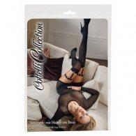 Κάλτσες με Ζαρτιέρα Μηρού & Τρουξ