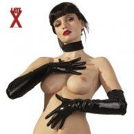 Γάντια Latex Μαύρα