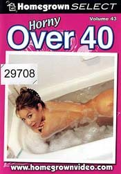 HORNY OVER 40 VOL.43