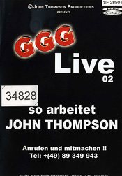 LIVE 02 SO ARBEITET JOHN THOMPSON