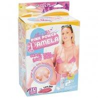 Γυναικεία κούκλα Pink Power Pamela