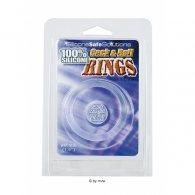 Δαχτυλίδι πέους Cock and Ball Rings 40 mm
