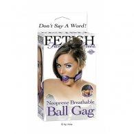 Φίμωτρο Neoprene Ball Gag