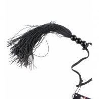 Μαστίγιο μαύρο 45cm