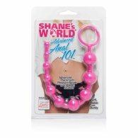Πρωκτικές μπίλιες Shanes World Anal Beads