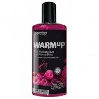 """Ερωτικό μασάζ """"Warmup"""" Βατόμουρο 150ml"""