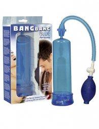 Μεγενθυτής πέους BANG BANG BLUE PENISPUMP