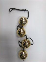BDSM Gold Balls