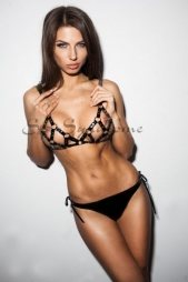 BDSM Δερμάτινο γυναικείο σουτιέν και με κρίκους
