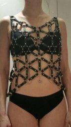 BDSM Γυναικεία ιδιαίτερη ''μπλούζα''