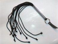BDSM Μαστίγιο συνολικού μήκους 80 cm
