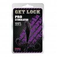 Get Lock Pro Stimulator -Black