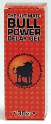 Επιβραδυντικό τζελ Bull Power Delay Gel (30ml) WEST