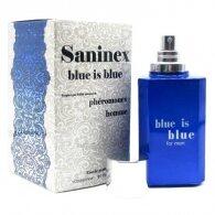 SANINEX SCENT WITH PHEROMONES FOR MEN BLUE IS BLUE