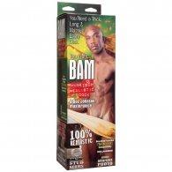 BAM HUGE REALISTIC COCK 33 cm