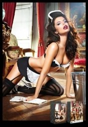 Dirty Laundry French Maid Set