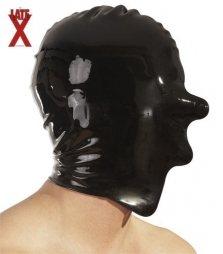 Λατεξ μάσκα χωρίς οπές