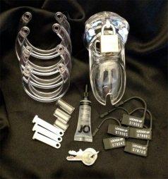 Περιορισμός αντρικής αγνότητας CB-6000S Μικρο κλουβι