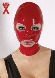 Red Latex Mask