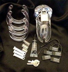 CB-3000 Chastity Cage