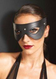 Δερμάτινη Μάσκα Ματιών μεταμφίεσης και αποπλάνησης
