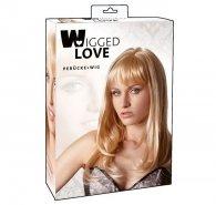 Flirty Long Blonde Wig