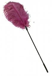 Pipedream Ostrich Feather pink 60 cm