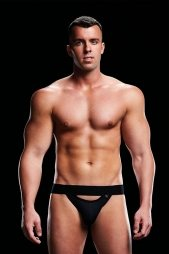 Envy Black Low-Rise Jock
