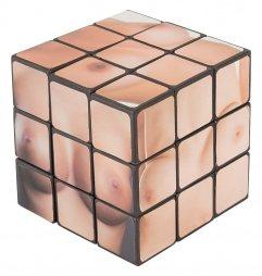 Boobs Rubiks Cube