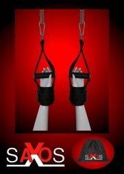 Saxos Hanging Handcuffs