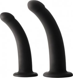 Shi Shi Sugar Silicone Dongs for Strap-on