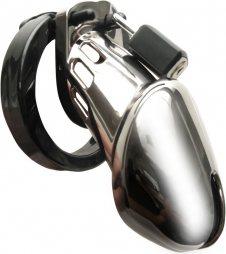 CB-6000 Chastity Cage Designer Chrome