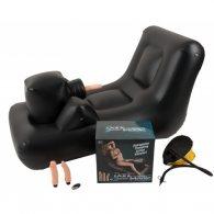 Dark Magic Inflatable Sex Machine Bed