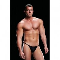 ENVY Low-Rise G-String With Zip