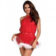 Obsessive Santastic Naughty Holiday Dress