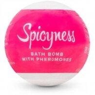 Obsessive Bath Bomb Spicy with Pheromones 100g