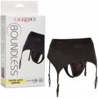 Boundless Thong with Garter