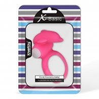 X-Basic Dolphin Silicone Cockring