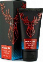 Maral Erection Enhancing Gel 50ml