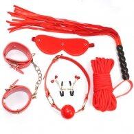 6 PCS Red SM Kit